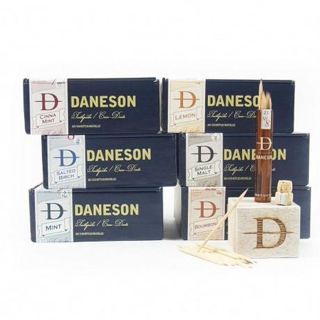 DANESON Worthy & Fulsome Toothpicks