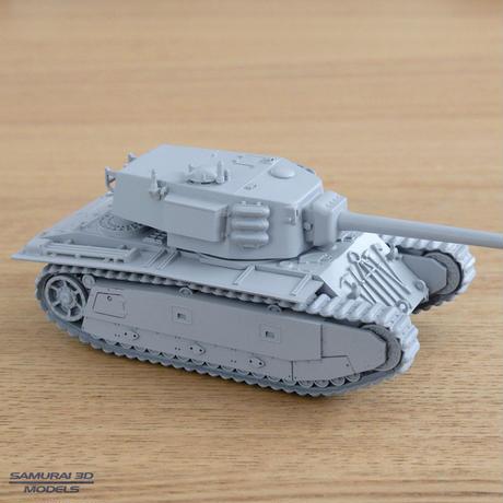 1/72 フランス重戦車 ARL44 3Dプリント製キット