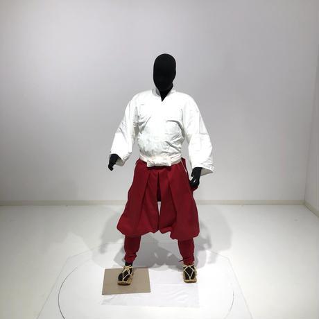 【O-076】Nokonitoodoshiakaokegawanimaido Period festival set!