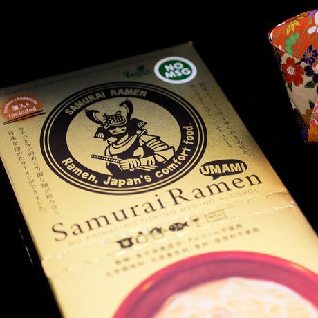 Samurai Ramen UMAMI(2人前 箱入り・日本全国送料無料)