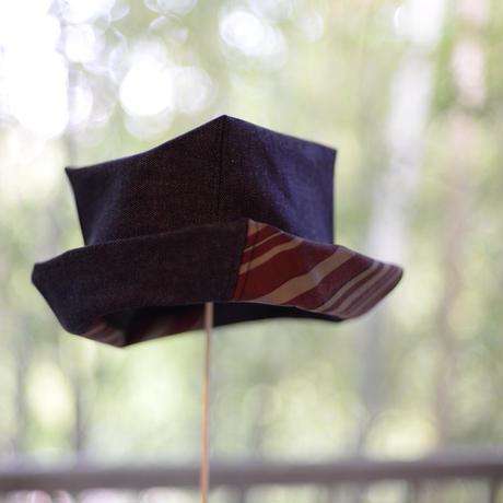 スクエア帽子