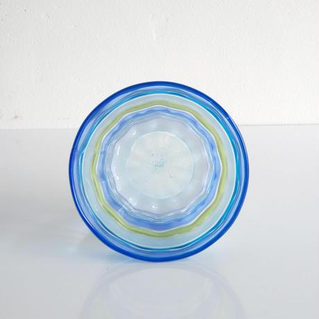 石山瞳/ボーダーグラス  (ISHI-07)