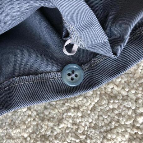 スカートパンツ(ブルーグレー)