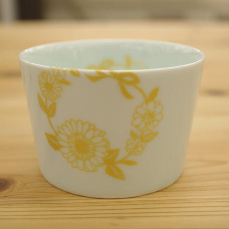 Ex コーヒーカップ白磁(取手無し)