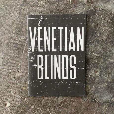 """Apollo Thomas """"Venetian Blinds"""""""