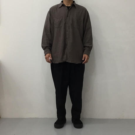 Individualized Shirt× VAINL ARCHIVE Gray