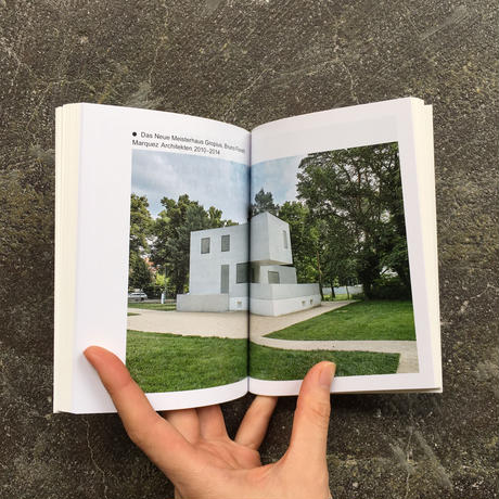 DIE MEISTERHAUSER IN DESSAU-Bauhaus Taschenbuch 10 -German Edition