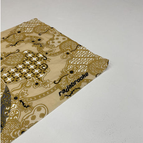 "rajabrooke  ""ASIAN BATIK TENUGUI"" for SALT AND PEPPER"