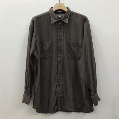 Individualized Shirt× VAINL ARCHIVE Brown