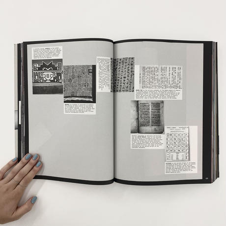 RICHARD NIESSEN:THE PALACE OF TYPOGRAPHIC MSONRY-A gulded Tour by Dirk van Weelde
