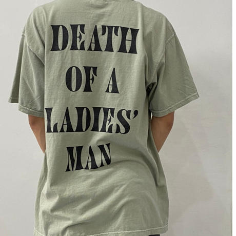 """Andy Mister """"DEATH OF A LADIES MAN"""" Sand"""