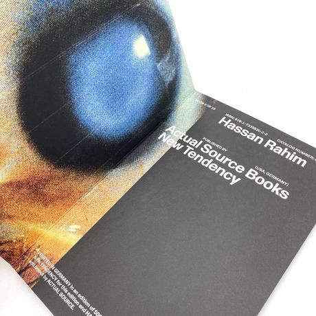 New Tendency Books -Hassan Rahim