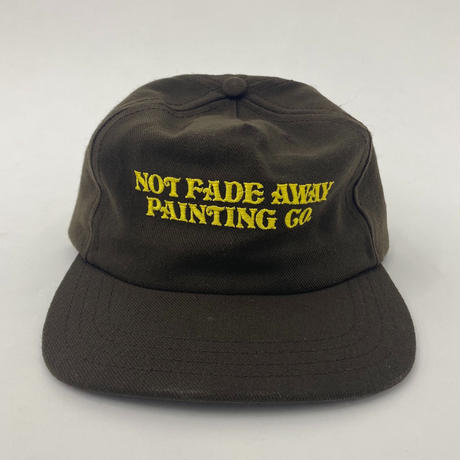 """Andy Mister """"NOT FADE AWAY PAINTING CO. HAT"""""""