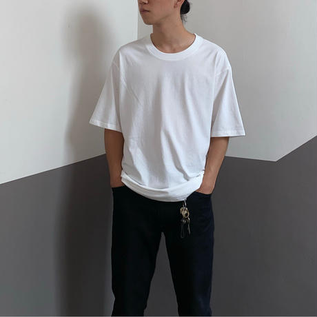 VAINL ARCHIVE × FRUIT OF THE LOOM (WHITE)