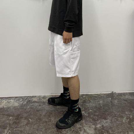 VAINL ARCHIVE × DICKIES LIVE-SHORTS (BLACK)