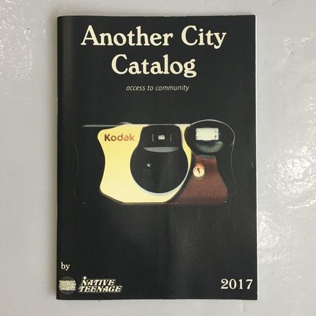 "Native Teenage ""Another City Catalog"""