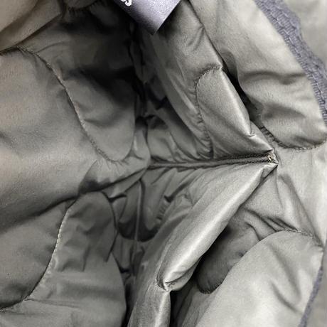 SALT AND PEPPER STAFF BAG SHORT