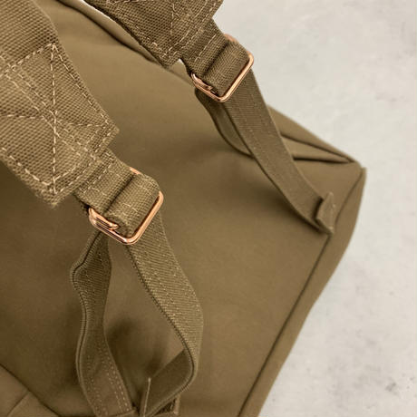 VAINL ARCHIVE × PORTER DAY PACK / CAMEL