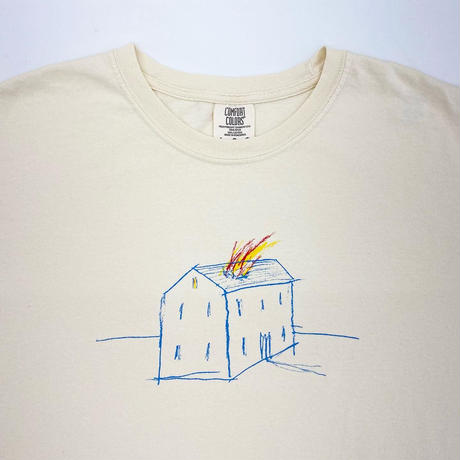 """Andy Mister """"ANDREW POPE - HOUSE ON FIRE S/S Tee"""""""