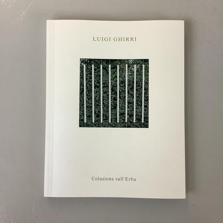 """Luigi Ghirri """"Colazione sull'Erba"""""""
