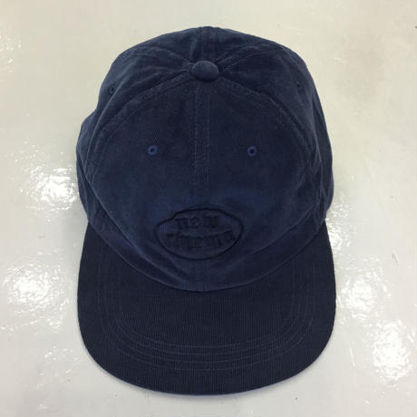 "GOOFY CREATION x VAINL ARCHIVE ""NEW CINEMA"" CAP Navy"