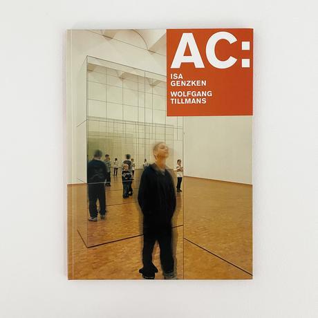 """Isa Genzken & Wolfgang Tillmans """"AC:"""""""