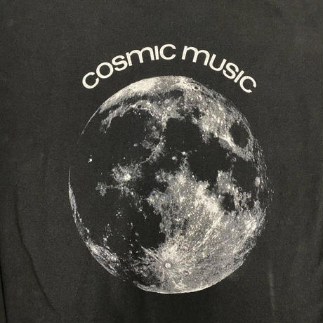 """Andy Mister """"COSMIC MUSIC"""" L/S Tee"""
