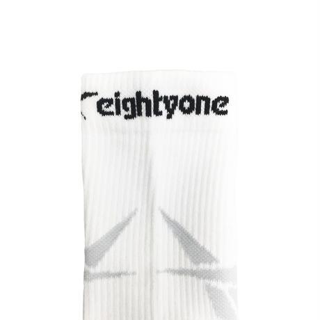 eightyone AC SOX White