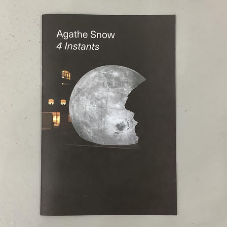 "Agathe Snow ""4 Instants"""