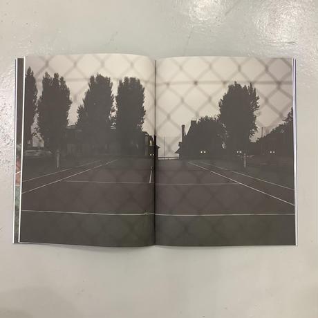 "Giasco Bertoli ""Tennis Courts"" lll"
