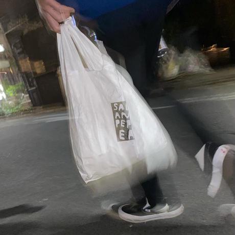 SALT AND PEPPER TYVEK SHOPPER BAG L