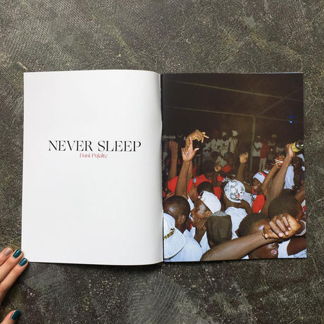 "Dani Pujalte ""Never Sleep"""
