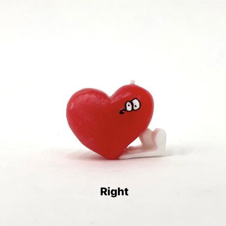 "OLGA -goosecandle- x Stefan Marx  ""Heart"""