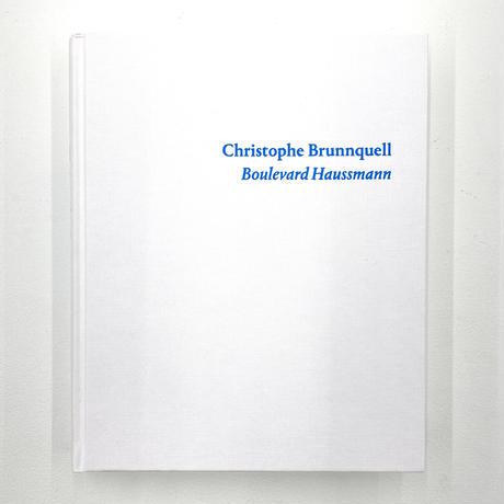 """Christophe Brunnquell """"Boulevard Haussmann"""""""