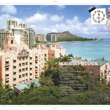 【少量再入荷】Sandy magazine #14 【限定数 インショア ハンド タオル付録付き】