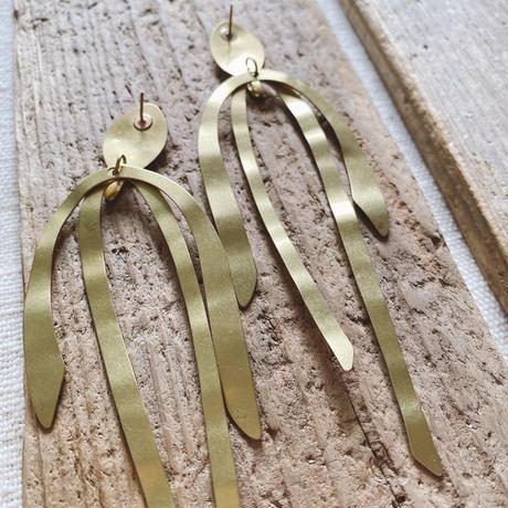 Konoha earrings