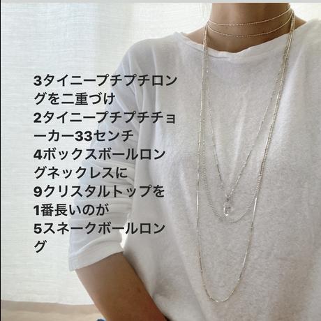 9 クリスタルネックレス用トップ