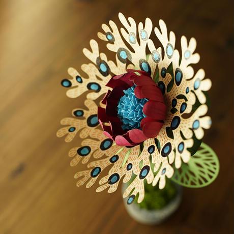 珊瑚花AA(ペーパーフラワー)