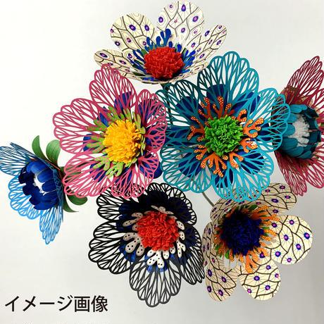 珊瑚花A(ペーパーフラワー)