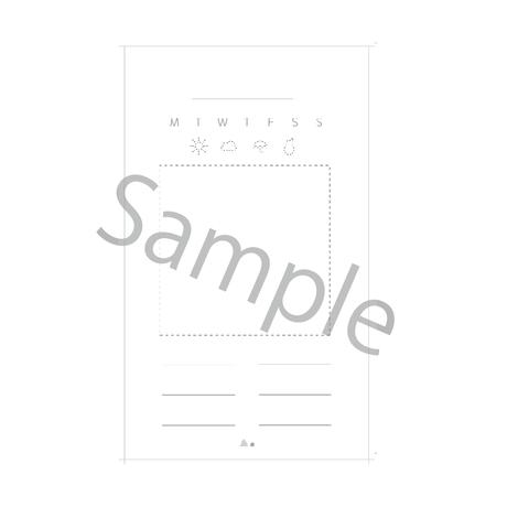 【DL版】M5リフィル komadoデイリーリフィルver.2 4色パック