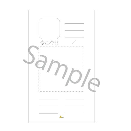 【DL版】M5リフィル  komadoデイリーリフィルver.1 4色パック
