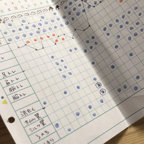 【DL版】M5リフィル  月間ガントチャートお試し版 2020年11月分