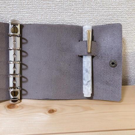 【金具が選べる】M5システム手帳 -komado-