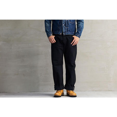 TCB jeans 50's Jeans Black&Black/ One Washed