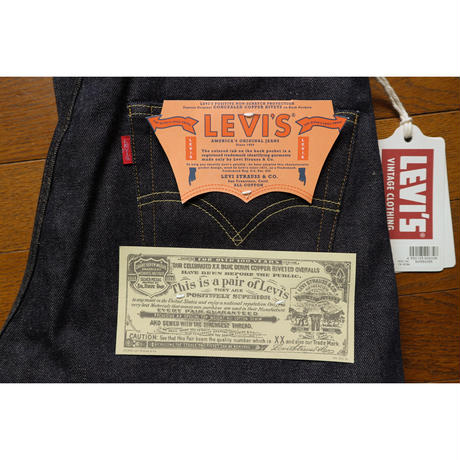 LEVIS VINTAGE CLOTHING Lot.501XX 50155-0055