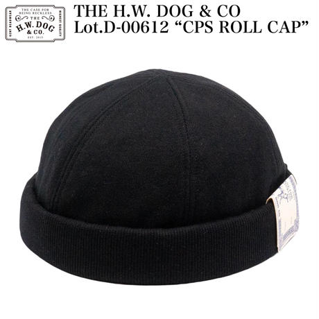 """THE H.W. DOG & CO D-00612 """"CPS ROLL CAP"""""""