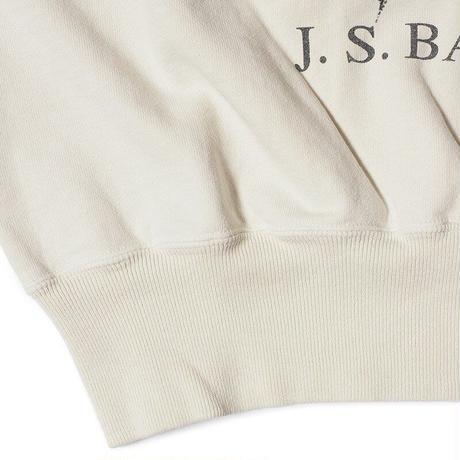 "WAREHOUSE Lot.461 FADED THREE B's SWEAT No.3 ""J.S.BACH"""