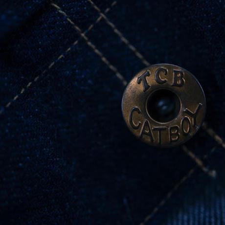 TCB jeans CAT BOY JKT