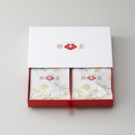 椿茶 ティーバッグ 小箱(2g×6入)
