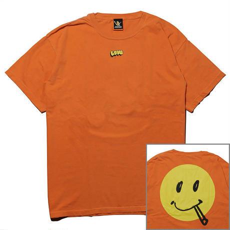 LOVE SMILE Tee[Orange]